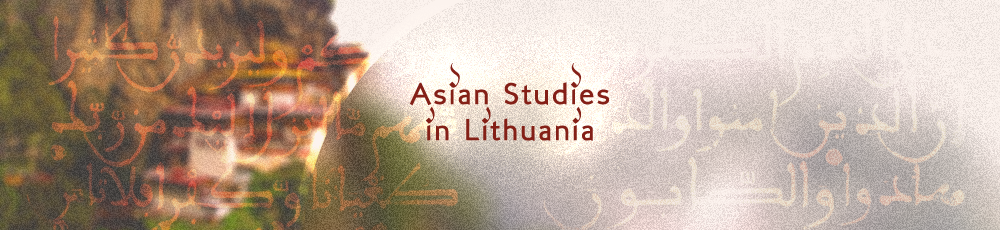 Asian studies in Lithuania